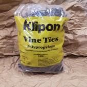 """KlipOn Vine Tie  3"""" – 1,000 pcs"""